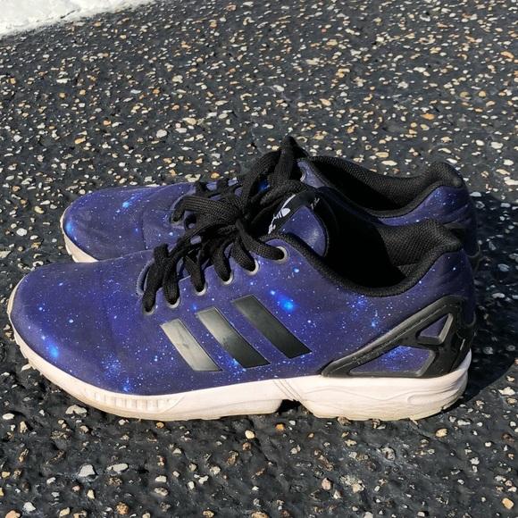 1ff0c5ac81bcc order genuinenew adidas zx flux purple galaxy 02a60 009e0  czech adidas  torsion zx flux galaxy space print men 10.5 9887e cddf2